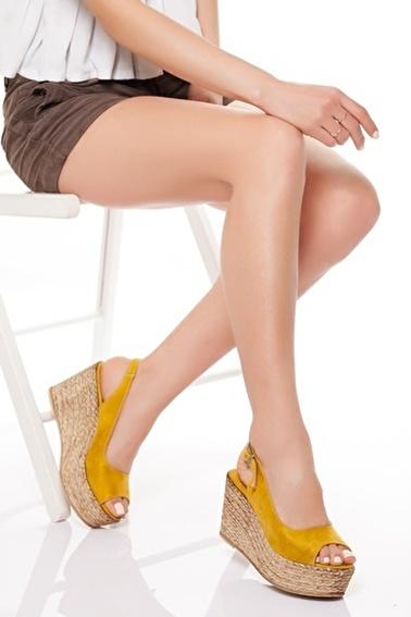 MODAGON Ayakkabı Sarı